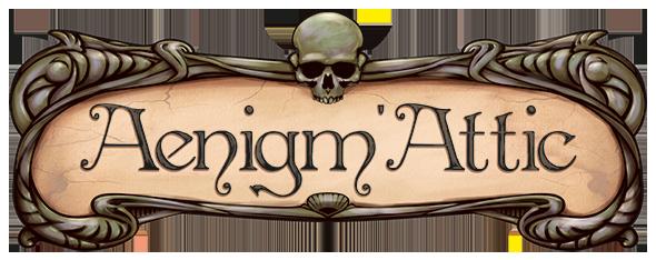 Aenigm'Attic curiosités et antiquités à Nice