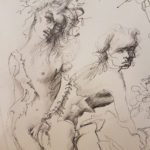 Encre d'orgie de Leonor Fini