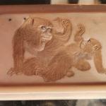 Boîte à tabac japon Meiji